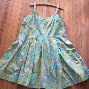 Jessica Simpson fit and flare dress!  Size 3X